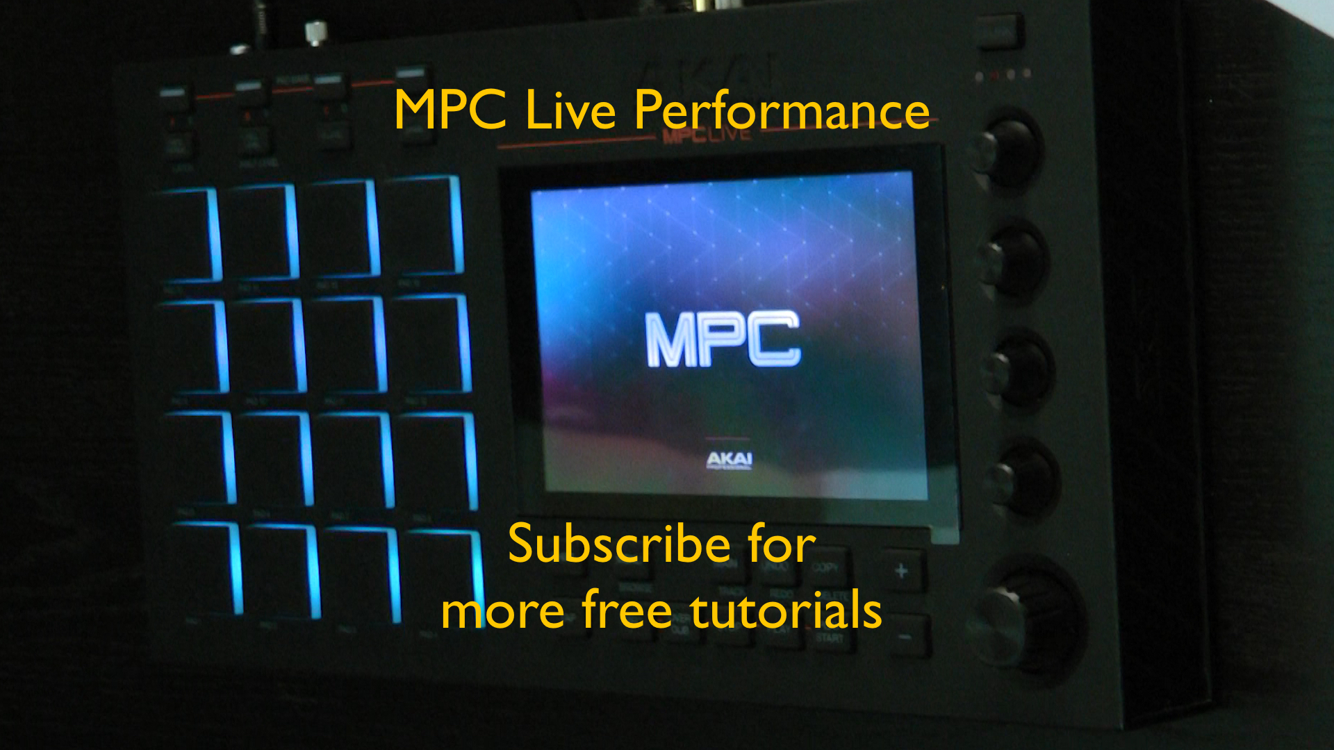 mpc live performance